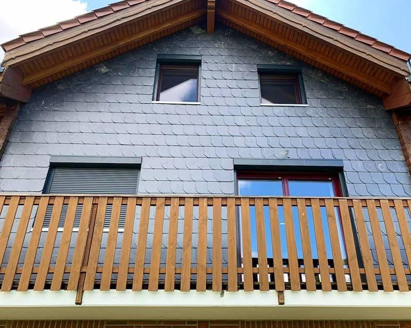Sanierung Holzhaus