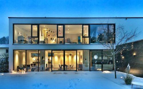 Schützen Sie Ihre Räume vor Abkühlung oder Erwärmung.